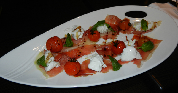 """Jamon"" ""buffalo mozzarella"" ""slow-roasted tomato"" ""basil oil"" ""Perth Restaurant Reviews"" ""Perth food blog"" ""food blog"" ""food photos"" ""Chompchomp"" ""Gluten free"" ""Fructose malabsorption"" ""Guildford"" ""Jezebelle"" ""tapas"""