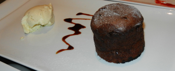 """Chocolate fondant"" ""dessert"" ""Perth Restaurant Reviews"" ""Perth food blog"" ""food blog"" ""food photos"" ""Chompchomp"" ""Gluten free"" ""Fructose malabsorption"" ""Guildford"" ""Jezebelle"" ""tapas"""