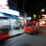 Patong night markets, Phuket