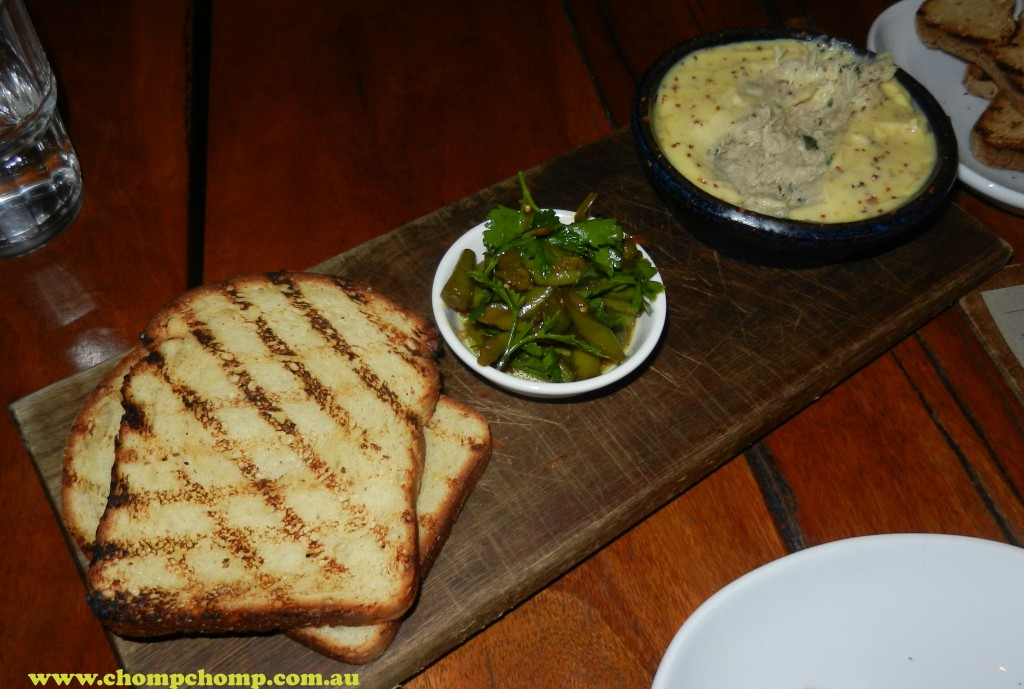 """Pork Rillettes"" ""Mustard butter"" ""Gluten free bread"" ""Perth Restaurant Reviews"" ""Perth food blog"" ""food blog"" Chompchomp ""Gluten free"" ""Fructose malabsorption"" ""Mount Lawley"" ""Beaufort Street"" ""Cantina 663"" Spanish Portuguese Italian"
