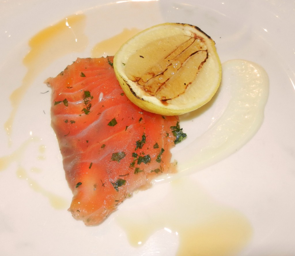 """Home cured gravlax"" salmon ""smoked salmon"" ""fish"" ""seafood"" ""caramelised lemon cheek"" ""sauce gribiche """"perth Restaurant review"" ""Perth food blog"" ""gluten free"" ""fructose malabsorption"" ""food blog"" Chompchomp ""Bistro Felix"" Subiaco French bistro lunch ""wedding dress"""
