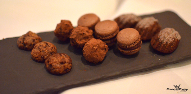"""Chocolate"" ""macaron"" ""petit fours"" ""Perth Restaurant Reviews"" ""Perth food blog"" ""food blog"" ""Chompchomp"" ""Gluten free"" ""Fructose malabsorption"" ""Largesse Dinner #6 at Petite Mort, Shenton Park"" ""Largesse dining"" ""Shenton Park"" ""Degustation"" ""Red Cabbage Food and Wine"" ""Dear Friends"" ""Divido"" ""Clarkes of North Beach"" ""Petite Mort"" ""Restaurant Amusé"" ""Event dining"" ""Royal Flying Doctors"" ""Fine dining"" ""French"""