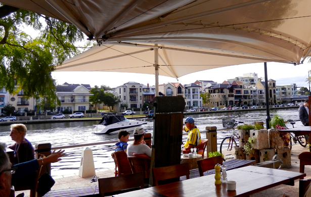 """Perth Restaurant Reviews"" ""Perth food blog"" ""food blog"" ""Chompchomp"" ""Gluten free"" ""Fructose malabsorption"" ""East Perth"" ""The Partisan, East Perth"" ""The Partisan"" ""Claisebrook Cove"" ""Swan River"" ""Running"" ""Breakfast"" ""brunch"" ""lunch"""