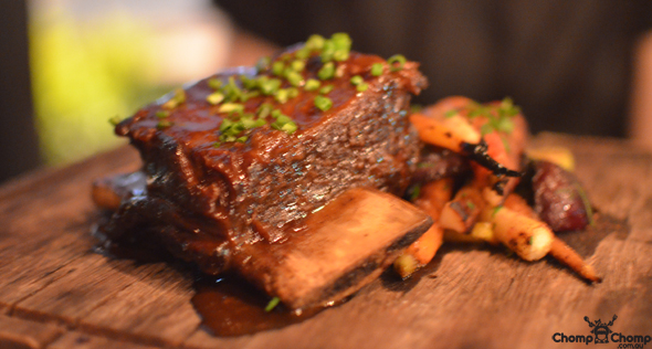 """Sticky Black Angus short rib"" ""beef"" ""beef rib"" ""Perth Restaurant Reviews"" ""food photos"" ""Perth food blog"" ""food blog"" ""Chompchomp"" ""Gluten free"" ""Fructose malabsorption"" ""tapas"" ""piccolo"" ""InContro"" ""South Perth"" ""South Perth Restaurants"" ""Esplanade"" ""Mediterranean"" ""Italian"" ""French"" ""InContro, South Perth"""
