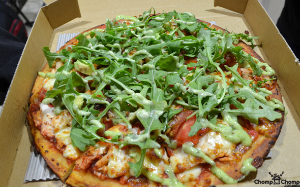 """Pesto Chicken club"" ""Perth Restaurant Reviews"" ""food photos"" ""Perth food blog"" ""food blog"" ""Chompchomp"" ""Gluten free"" ""Fructose malabsorption"" ""pizza"" ""Crust pizza"" ""Crust Gourmet Pizza, Mount Lawley"" ""Beaufort street"" ""beaufort street festival"" ""taste testing"""