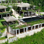 The breath taking villa at Andara Resort: Our home for the week of our Phuket Wedding