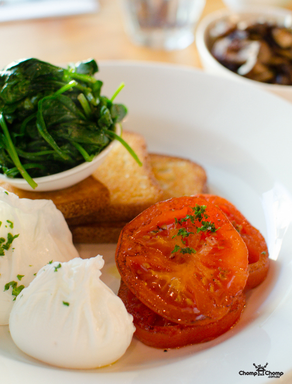 """Poached eggs"" ""roasted tomato"" ""spinach"" ""Vegetarian breakfast"" ""eggs"" ""fetta"" ""corn"" ""avocado"" ""tomato"" ""basil"" ""potato"" ""Perth Restaurant Reviews"" ""food photos"" ""Perth food blog"" ""food blog"" ""Chompchomp"" ""Gluten free"" ""Fructose malabsorption"" ""Perth bars"" ""Perth restaurants"" ""Perth food reviews"" ""breakfast"" ""casual dining"" ""Northbridge"" ""Tuck Shop Cafe"" ""the tuck shop cafe"" ""tuck shop cafe pie house"" ""pie house"" ""delicatessen"" ""vegetarian"" ""brunch"" ""Newcastle street"""