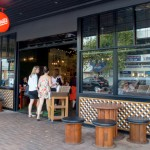 The new kid on the block: Grill'd burgers in Victoria Park