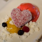 Love is in the Air at Rochelle Adonis's Valentine's Day Desert Degustation