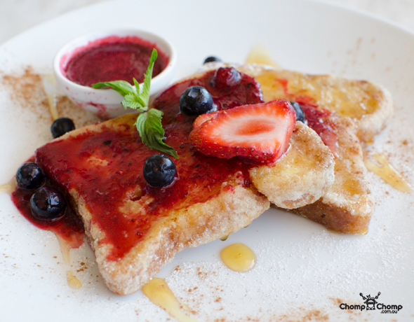 """cinnamon toast"" ""french toast"" ""berry compote"" ""cinnamon sugar"" ""maple syrup"" ""Perth Restaurant Reviews"" ""Perth food blog"" ""Perth restaurants"" ""Perth gluten free"" ""Perth fructose friendly"" ""Perth food reviews"" ""restaurants perth"" ""food blog"" ""Chompchomp"" ""food photos"" ""gluten free"" ""fructose friendly"" ""gluten free cooking"" ""gluten free recipes"" ""fructose friendly recipes"" ""gluten free raw food"" ""fructose friendly raw food"" ""Perth vegetarian restaurant Reviews"" ""Perth vegetarian food blog"" ""Perth vegetarian restaurants"" ""Perth vegetarian gluten free"" ""Perth vegetarian fructose friendly"" ""Perth vegetarian food reviews"" ""vegetarian restaurants perth"" ""vegetarian food blog"" ""Heavenly Plate"" ""Heavenly Plate Applecross"" ""Applecross"" ""Canning Highway"" ""Dimmi"" ""tofu"" ""replacement meat"""