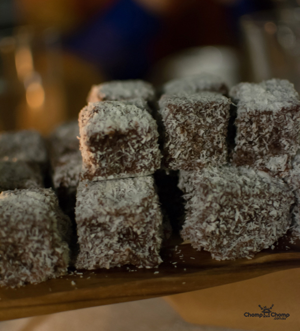 """Wattle seed"" lamingtons"" ""Wattle seed lamingtons ""Perth Restaurant Reviews"" ""Perth food blog"" ""Perth restaurants"" ""Perth gluten free"" ""Perth fructose friendly"" ""Perth food reviews"" ""restaurants perth"" ""food blog"" ""Chompchomp"" ""food photos"" ""gluten free"" ""fructose friendly"" ""gluten free cooking"" ""gluten free recipes"" ""fructose friendly recipes"" ""gluten free raw food"" ""fructose friendly raw food"" ""food event"" ""West Australia food festival"" ""launch event"" ""food festival"" ""wine festival"" ""Perth food festival"" ""eat drink Perth"" ""eat drink perth 2014"" ""top ten"" ""City of Perth"" ""Perth city"" ""Greenhouse"" ""Greenhouse Perth"" ""sustainable food"" ""bush food"" ""Fervor"" ""pop up dining"" ""fervor pop up"" ""degustation"" ""australian food "" ""bush tucker"" ""quandong"""