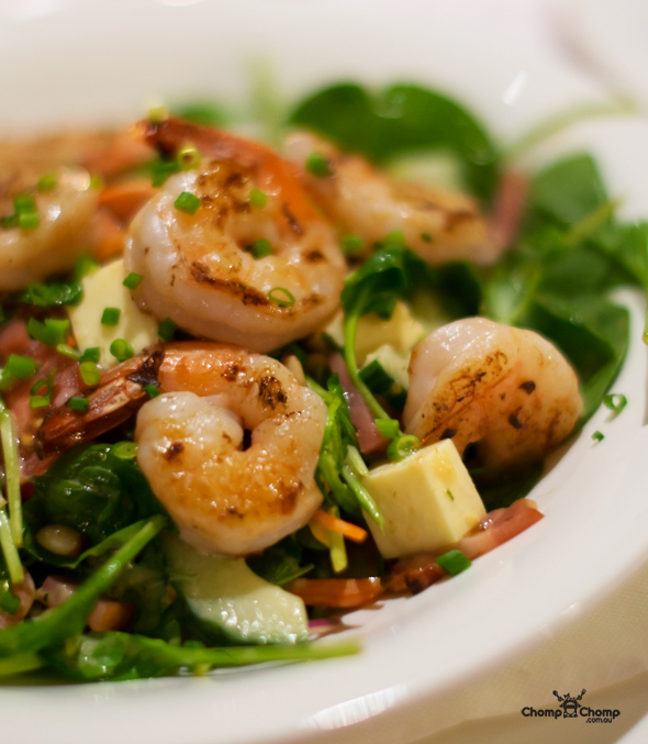 """""""seared prawn salad"""" """"seared prawns"""" """"julienne bacon"""" """"roasted pine nuts"""" """"cherry tomatoes"""" """"feta cheese"""" """"baby spinach"""" """"lemon chilli coriander dressing"""" """"Perth restaurant reviews"""" """"Perth food blog"""" """"Perth restaurants"""" """"Perth gluten free"""" """"Perth fructose friendly"""" """"Perth food reviews"""" """"restaurants perth"""" """"food blog"""" """"Chompchomp"""" """"food photos"""" """"gluten free"""" """"fructose friendly"""" """"gluten free cooking"""" """"gluten free recipes"""" """"fructose friendly recipes"""" """"gluten free raw food"""" """"fructose friendly raw food"""" """"food event"""" """"WA signature dish"""" """"buy west eat best"""" """"signature dish"""" """"gascoyne"""" """"carnarvon"""" """"gluten free snacks"""" """"travel carnarvon"""" """"travel exmouth"""" """"travel carnarvon"""" """"travel gascoyne"""" """"tropic of capricorn"""" """"gluten free carnarvon"""" """"taste of the gascoyne"""" """"gascoyne food trail"""" """"west australia food"""" """"food tour"""" """"attractions carnarvon"""" """"carnarvon restaurants"""" """"carnarvon gluten free"""" """"sails restaurant"""" """"sails"""" """"sails carnarvon"""" """"accommodation carnarvon"""" """"seafood carnarvon"""" """"best western"""" """"best western carnarvon"""" """"best western hospitality inn"""" """"hospitality inn carnarvon"""" """"hotel carnarvon"""" """"accommodation gascoyne"""""""