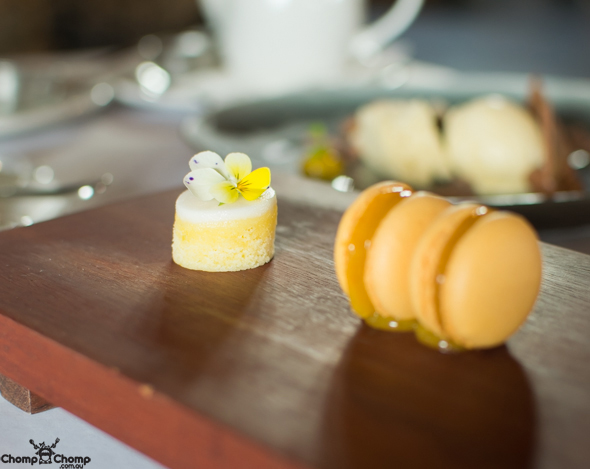 """petit fours"" ""lemon brownie"" ""passionfruit macaron"" ""passionfruit gel"" ""mini icecream sandwich"" ""cinnamon icecream"" ""perth restaurant reviews"" ""perth restaurants"" ""perth gluten free"" ""perth fructose friendly"" ""perth food reviews"" ""restaurants per"