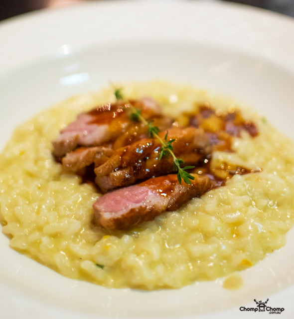 """pan seared duck breast"" ""duck risotto"" ""orange thyme risotto"" ""orange ginger jus"" ""perth restaurant reviews"" ""perth restaurants"" ""perth gluten free"" ""perth fructose friendly"" ""perth food reviews"" ""restaurants perth"" ""food photos"" ""perth food blog"" ""food blog"" ""travel blog"" ""perth"" ""perth travel blog"" ""chompchomp"" ""gluten free"" ""fructose friendly"" ""low fodmap diet"" ""fructose malabsorption"" ""gluten free cooking"" ""raw food cooking"" ""gluten free recipes"" ""fructose friendly recipes"" ""gluten free raw food"" ""fructose friendly raw food"" ""coeliacs"" ""coeliac disease"" ""south perth"" ""south perth gluten free"" ""cocos"" ""cocos perth"" ""cocos restaurant"" ""south perth esplanade"""