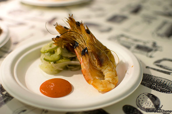 New season King Prawns (GF, 12 crowns)